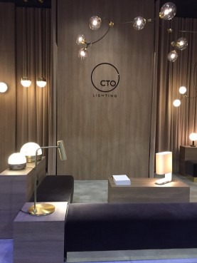 CTO Lighting @ Maison&Objet Paris 2018