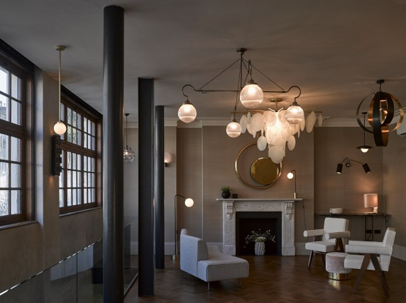 CTO Lighting: new showroom in London