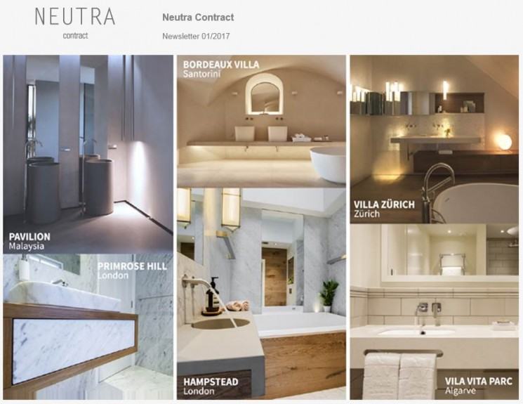 NEUTRA contract division